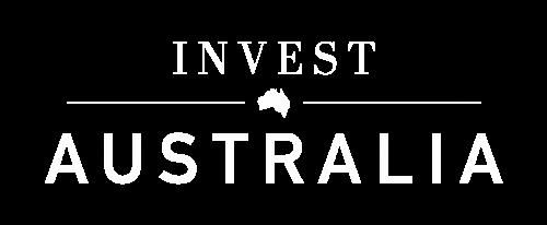 Invest Australia Logo White2